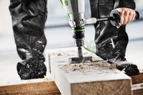 Дрель Festool DR 20 E FF-Plus QUADRILL