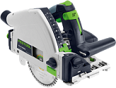 Погружная пила Festool TS 55 REBQ-Plus в систейнере