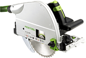 Погружная пила Festool TS 75 EBQ-Plus, в контейнере